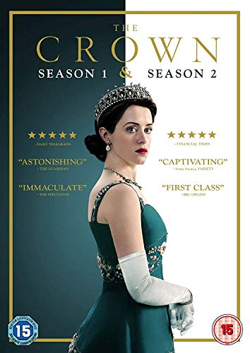 The Crown - Season 1 & 2 [DVD] [...