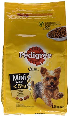 Pedigree Piensos Para Perros Pequeños Sabor Buey