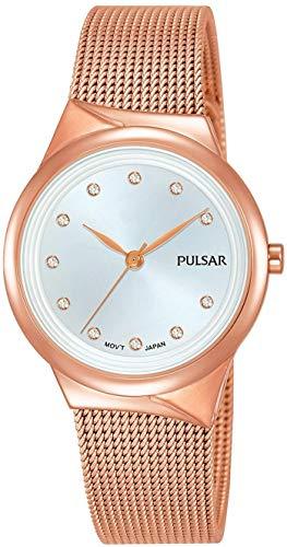 Pulsar Quarz PH8442X1 Montre Bracelet pour femmes