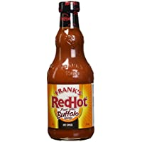 Frank's Red 'Hot' Buffalo Wing Sauce, 12 oz