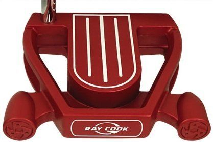 Ray Cook Silver Ray Spider SR500Putter rouge, main droite, édition limitée
