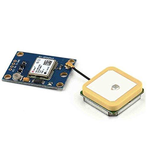 REES52 NEO-6M U-BLOX NEO-6M GPS Positioning Module to Serial TTL