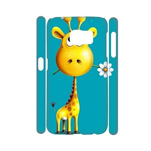 Babu Building Haben Giraffe Anders Auf Galaxy S6 F¨¹r M?dchen Schale Abs