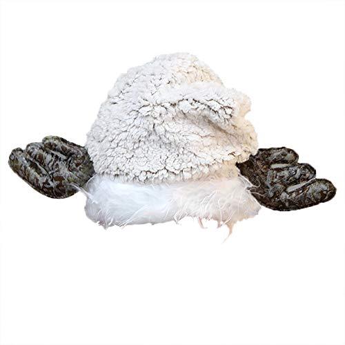 JMETRIC Damen Wintermütze l Mütze lWeihnachtshut-erwachseneslWeihnachtsfeiertags-Partyl Niedlich