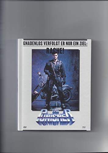 The Punisher (1989) - Mediabook - Dolph Lundgren - uncut Blu-Ray + 2 DVD Limited Edition