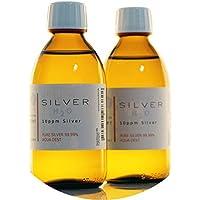 PureSilverH2O 500ml kolloidales Silber (2X 250ml / 10ppm) - Reinheit & Qualität seit 2012 preisvergleich bei billige-tabletten.eu