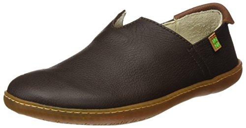 El Naturalista N275 Soft Grain Viajero, Sneakers Basses Mixte Adulte Marron (Brown / Wood)