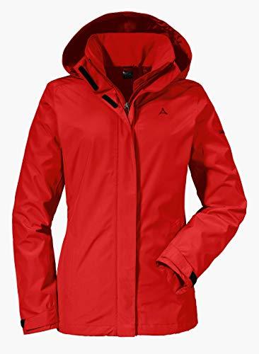 Schöffel Damen Jacket Sevilla2' Jacken, Aura orange, 42 -