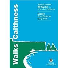Walks Caithness (Hallewell Pocket Walking Guides)