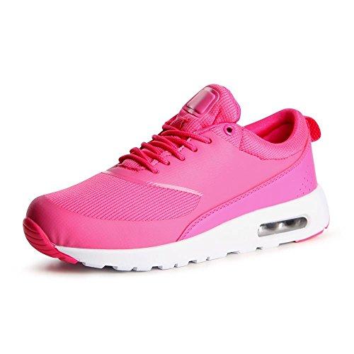 topschuhe24741Femme Sneaker Chaussures de sport Rose - Rose