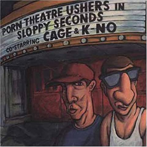 Sloppy Seconds EP by Porn Theatre Ushers (2000-08-28)