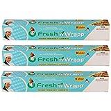 Freshnwrapp Fresh N Wrapp 9M Food Grade Aluminium Foil - Combo of 3