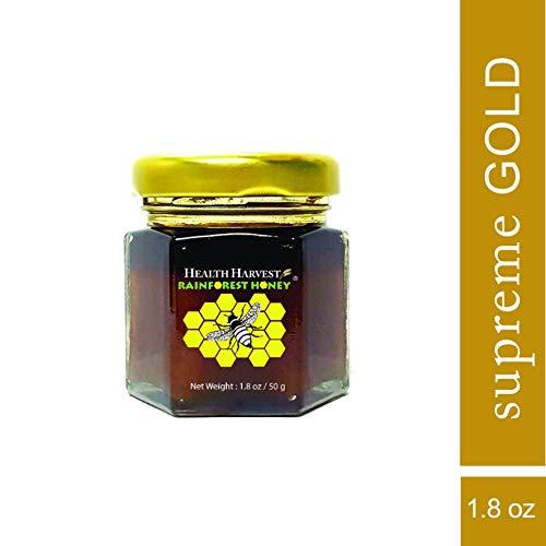 Tualang Gold Honig (bitterer Geschmack) 250g   Erste Wahl für spezielle Therapie & Rehabilitation Mehr als 200 Arten von Pollen mit hoher Dichte   Wild aus Sumatra Tropischer Regenwald geerntet