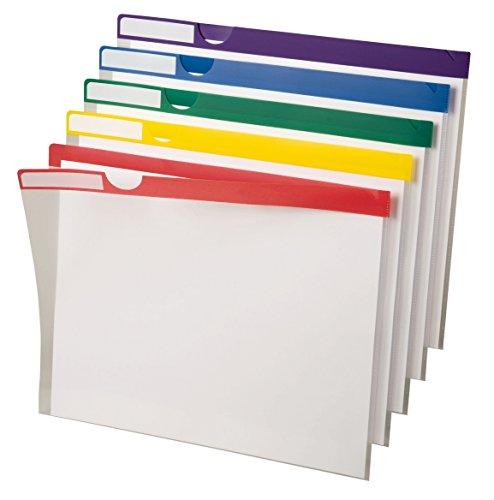 Pendaflex Poly Index Ordner, 10Pack, Buchstabe, sortiert (50981ee) (Pendaflex Brief)