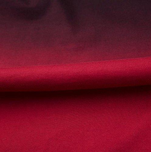 Männer Sommer Große Yards Kurzhülse Art Und Weise Einfach Entspannt Elegant Schlug Farbe Rundhals Kurzarm-T-Shirt Red