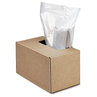 Fellowes Abfallsack nur für Automax 500C und 300C 94 l weiß Spenderbox VE=50 Stück