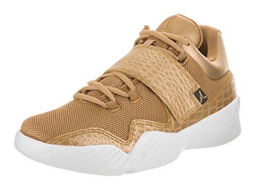 Nike Herren 854557-700 Basketball Turnschuhe Gold