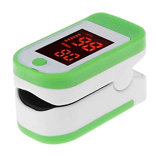 Portatile ossimetri dito impulso monitoraggio della saturazione di ossigeno misuratore di pressione sanguigna rilevatore della frequenza cardiaca assistenza sanitaria apparato strumento