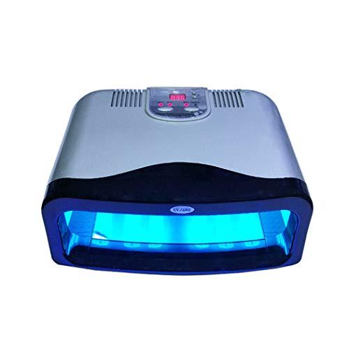 54W Recargable LED Profesional lámpara Gel UV uñas