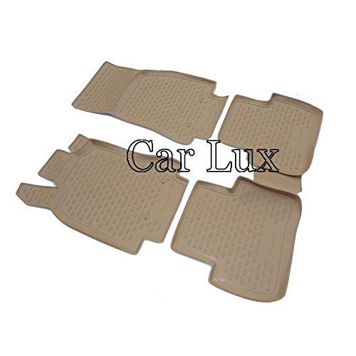 car-lux-tappetini-tappetini-di-gomma-su-misura-per-jaguar-xf-dal-2009-tipo-vasca-3d-beige