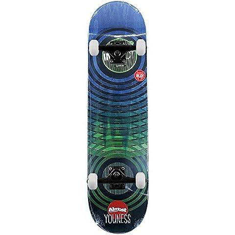 Quasi Skateboard youness og Trans Anelli Impact Pro Skateboard completo 8