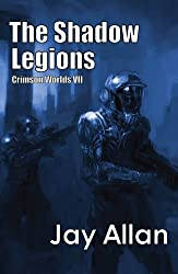 The Shadow Legions: Crimson Worlds VII (English Edition)