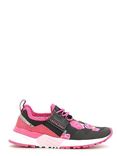 Grunland junior SC2038 Sneakers Bambino Nero 28