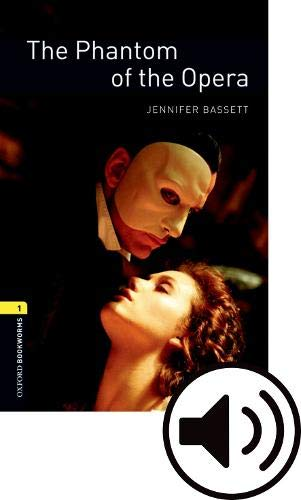 Oxford Bookworms Library: Oxford Bookworms 1. Phantom of th Opera MP3 Pack por Jennifer Bassett