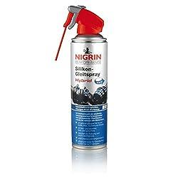 NIGRIN 72241 HyBrid Silikon-Gleitspray 500 ml
