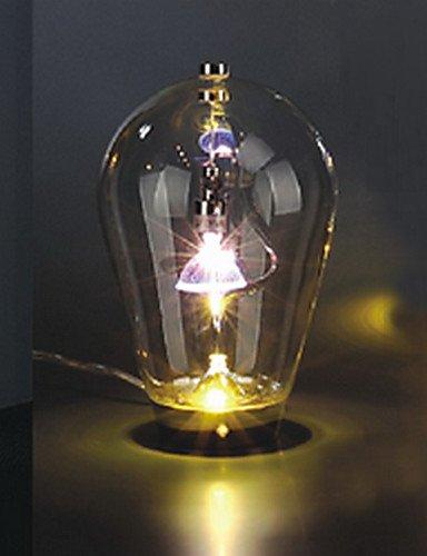 LPZSQ Tischleuchte mit 1 Licht in der Flasche vorgestellten Design, 220-240V -