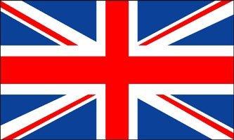 United Kingdom Union Jack Flag 5'x3' [Misc.]