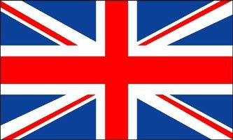 National Union (Union Jack Flagge England National Fahne Spezialangebot 152cm x 91cm)