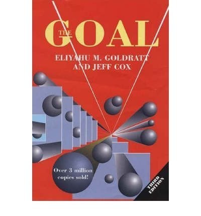 (The Goal: A Process of Ongoing Improvement) By Eliyahu M. Goldratt (Author) Paperback on (Nov , 2004)