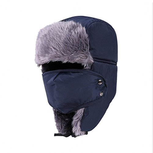 Artone Unisex Russian Style Winter Trapper Hunting Ushanka Faux Fur