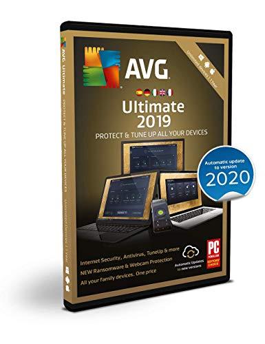 AVG Ultimate 2019   Senza limiti   1 anno