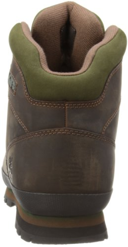 Timberland Men's 95100 Euro Hiker Boot,Brown,10.5 W Brown