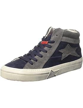 ISHIKAWA Unisex-Erwachsene Marti Hohe Sneaker
