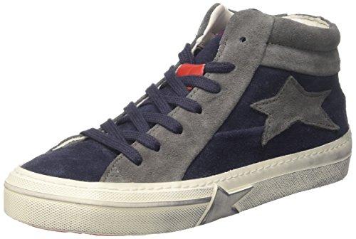 Ishikawa Marti, Sneaker a Collo Alto Unisex-Adulto Blu