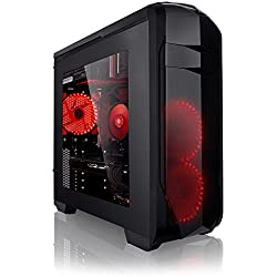 Megaport PC-Gaming AMD FX-6300 Windows 10 GeForce GTX1050Ti 1TB HDD 8GB RAM pc da gaming pc fisso pc desktop pc gaming assemblato gaming desktop computer gaming computer fisso
