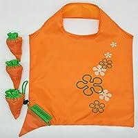Leo565Tom Bolso de Compras Plegable Reutilizable innovadora de Frutas Vegetales Verdes BolsaBolsa de Compras de supermercado Bolsa de Compras Plegable portátil Bolsa ecológica