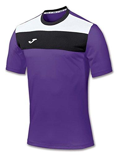 f341249109d8a PUMA LIGA Jersey Jr Kinder Fußball-Shirt Prism Violett-Weiss Bekleidung