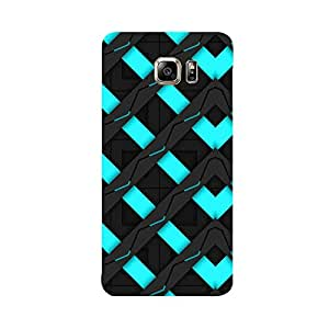 Digi Fashion Designer Back Cover with direct 3D sublimation printing for Samsung Galaxy Note 6
