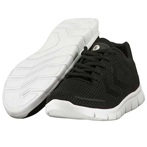 Hummel Fashion Effectus Breather Sneaker Schwarz