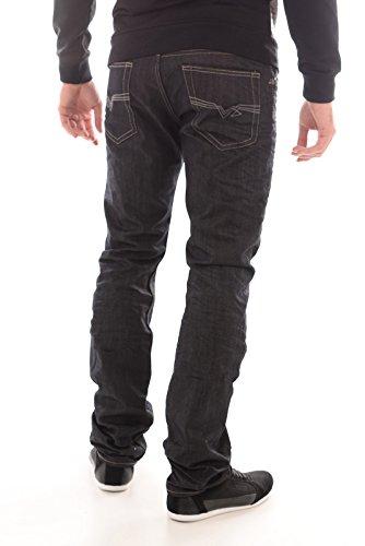 KAPORAL Jeans droit - AMBRO - HOMME Bleu