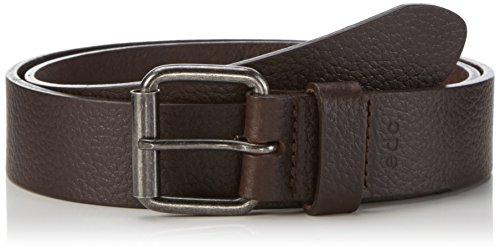 edc by ESPRIT 106CA2S001, Cintura Uomo, Marrone (Dark Brown), 95 cm