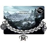 FaNaTtik Elder Scrolls V Skyrim Charm Bracelet Limited Edition Armbands