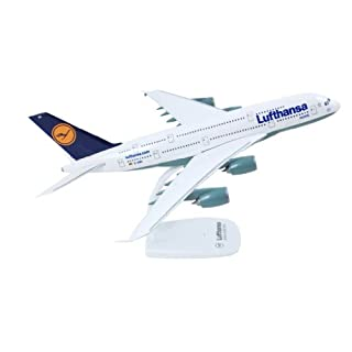 Lufthansa Airbus A380 1:250
