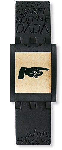 Swatch SUFZ100 - Orologio da polso, cinturino in plastica