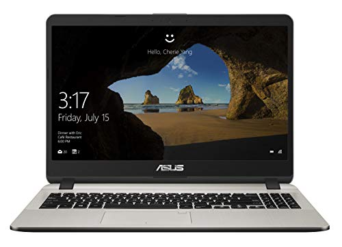 "ASUS X507 Core i5 - 8th Gen 15.6"" FHD Thin and Light Laptop (8GB/1TB HDD/Windows 10/2GB MX130/Icicle Gold/1.6 kg), X507UF- EJ101T"