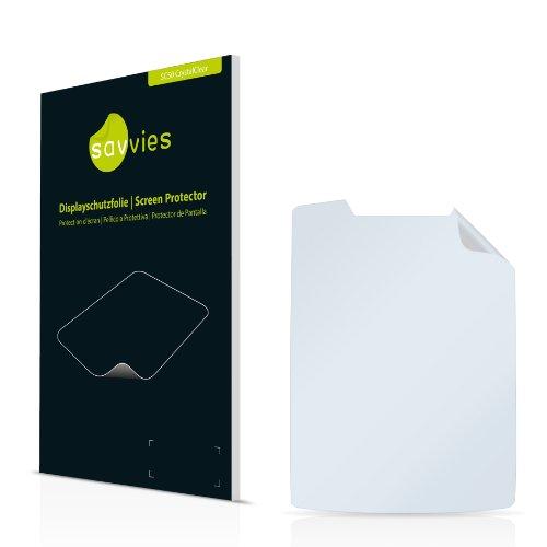 Savvies SC50 Displayschutzfolie passend für Samsung SGH-X700 Schutzfolie Folie